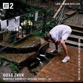 @gostzvuk monthly show on @nts_radio w/ OL - 10th October 2018 https://goo.gl/d2wQRa #damnapparel